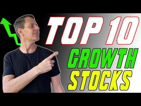Top 10 Growth Stocks To Buy June 2020. 85% GAINS YTD
