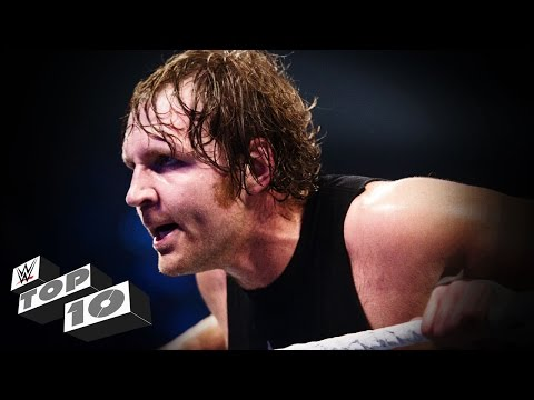 Dean Ambrose's Dirtiest Deeds: WWE Top 10