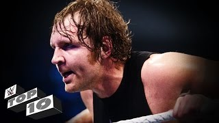 Dean Ambrose's Dirtiest Deeds: WWE Top 10 thumbnail