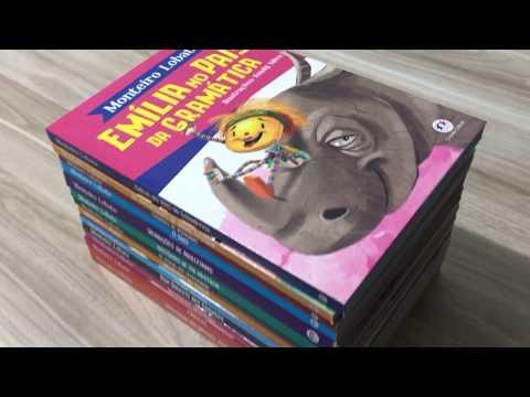 kit-13-livros- -clássicos-infantis-de-monteiro-lobato---livrarias-família-cristã