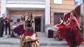 Цыганское Шоу на Выкуп невесты
