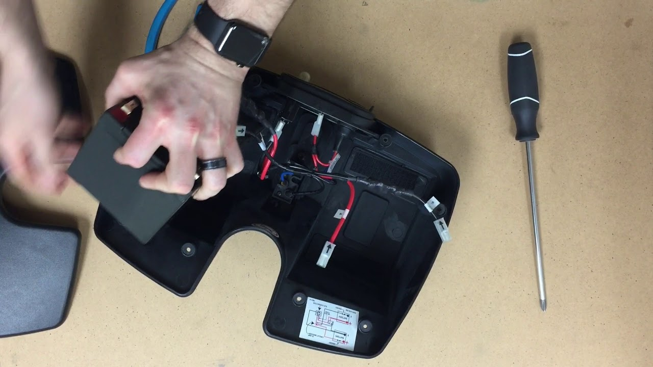 medium resolution of how to replace the go go elite traveller battery pack