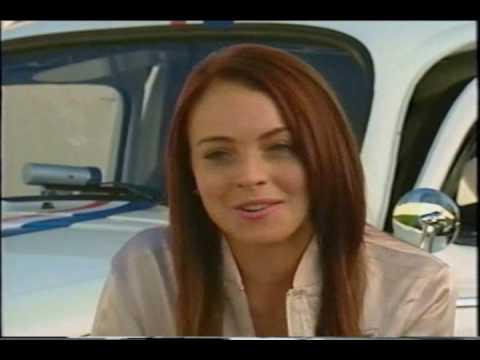 Herbie Fully Loaded Cast Interviews. Lindsay Lohan