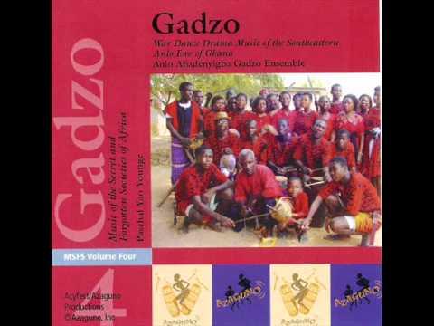 Ewe Music - Gadzo - Hafi nayi aƒeme 'ɖe
