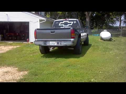 chevy silverado z71 2 inch lift 35/12.5 tires