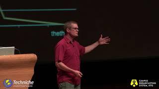 Mike Morasky | Lecture Series, Techniche'17 | IIT Guwahati