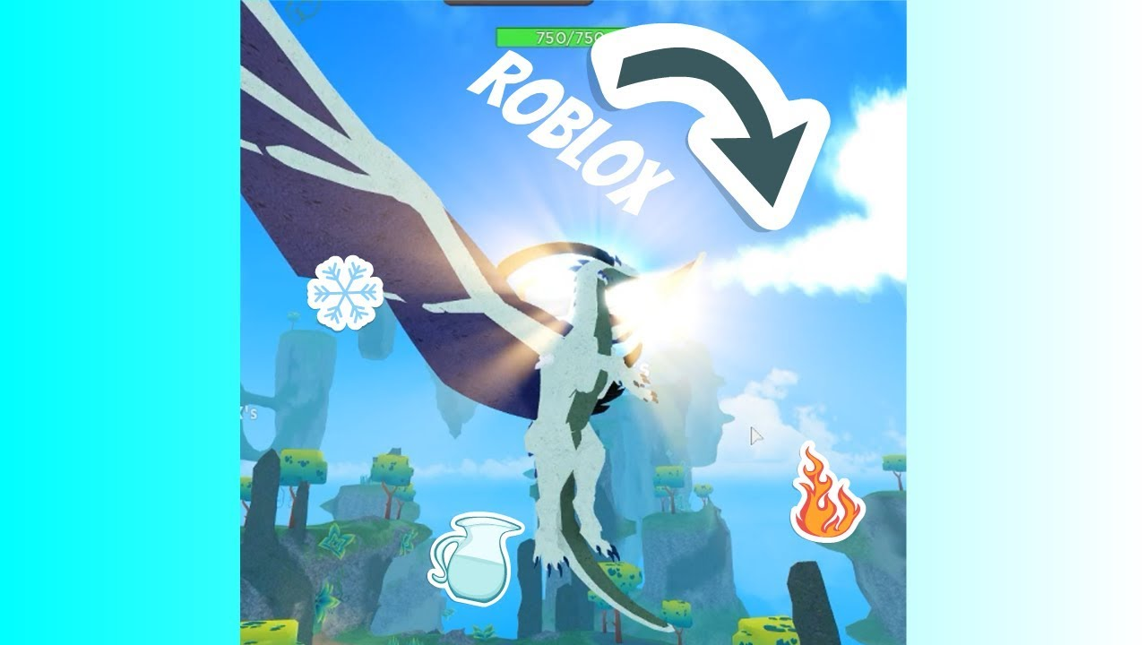 Roblox Dragon Adventures How To Get An Element Dragon Youtube