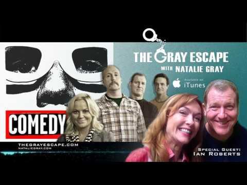 Ep 1 - Comedy Writing & Improv Masterclass | Ian Roberts
