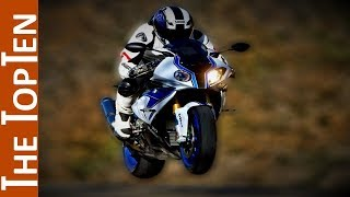 The Top Ten Fastest Production Motorcycles by Acceleration