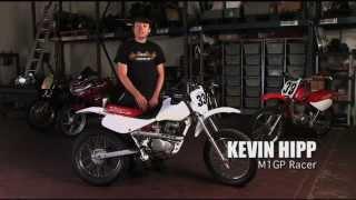 XR100 / CRF100 - Kevin Hipp