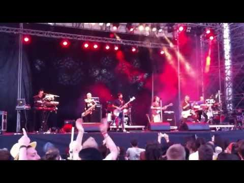 Africa Unite - Salmodia (live Strummer Festival)