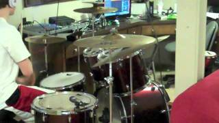 Foxandthepound - Wishing Well By Blink 182 - Drum Cover