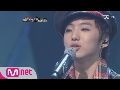 [Superstar K2] Kang Seung Yoon, 'Instictively' (Legendary Stage)