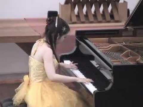 Chopin Etude op1012Aya was 19 years old