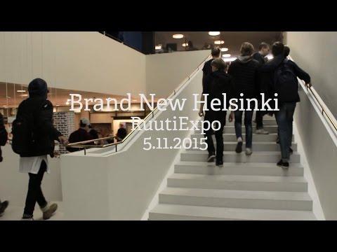 Brand New Helsinki Ruutiexpossa