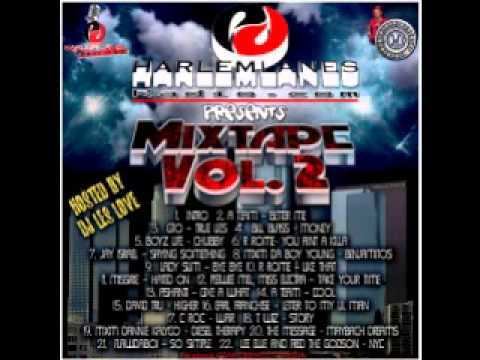 HARLEM LANES RADIO MIX CD VOL 2