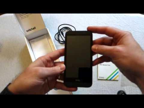 HTC Desire 510 Unboxing!