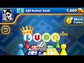 How to play Ludo king snake and  ladder game and earn coins