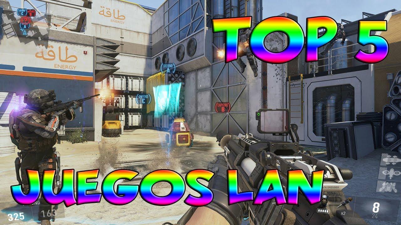 Top 5 Juegos Lan Hamachi Pocos Requisitos Links 2017 Unicos