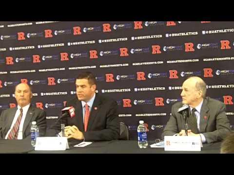 Rutgers to Big Ten Press Conference: Part 2