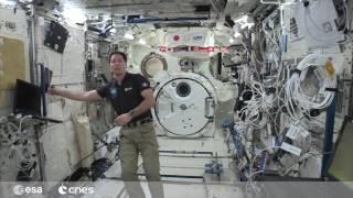 #Imagine ta vie dans un vaisseau spatial : Thomas Pesquet annonce les résultats