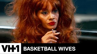 Top 7 Fiercest Basketball Wives Fallouts | VH1 Ranked