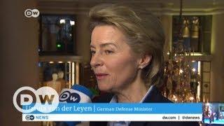 Munich Security Conference - DW talks to Ursula von der Leyen, German Defense Minister   DW English