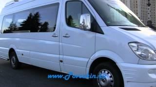 Аренда микроавтобуса - VIP(, 2015-12-14T19:02:55.000Z)