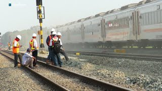 STASIUN SRUWENG PASCA SWITCH OVER