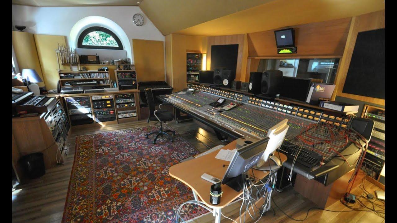 Ritmo blu studios youtube - Studio di registrazione casalingo ...