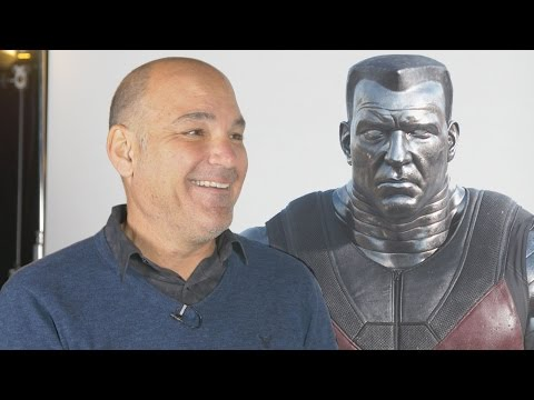How Greg LaSalle Became the Face of Colossus in 'Deadpool'