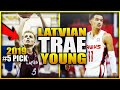 The LATVIAN TRAE YOUNG Is The BEST 18 Year Old In Europe!