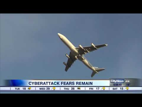 Video: How vulnerable is the GTA to a cyber attack?