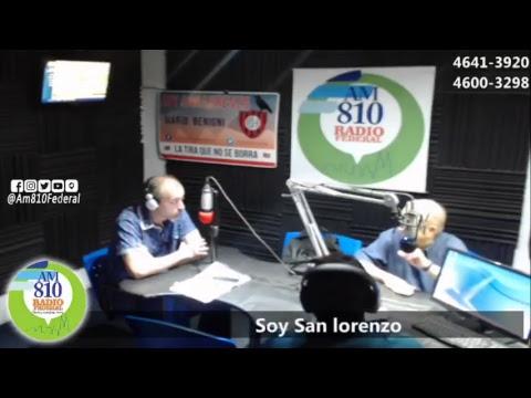 Soy San lorenzo - 19 Abril