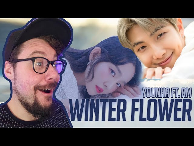 Mikey Reacts to Younha WINTER FLOWER (Feat.RM of BTS)