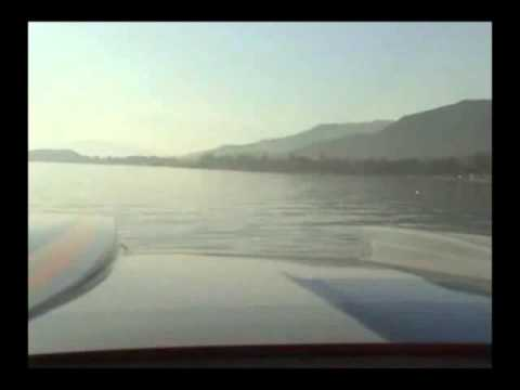Cabin View - 28' Eliminator Speedster 2008