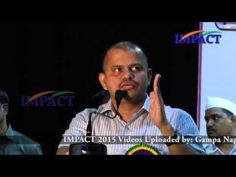 N Yuvraj Visakhapatnam District Collector at IMPACT VSKP 2015