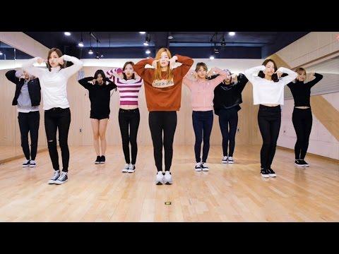 TWICE(트와이스) 'TT' Dance Practice Video…'너무해' 열풍 (티티, 나연, 정연, 모모, 사나, 지효, 미나, 다현, 채영, 쯔위) [통통영상]