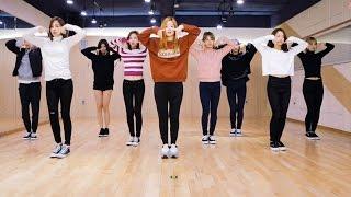 Gambar cover TWICE(트와이스) 'TT' Dance Practice Video…'너무해' 열풍 (티티, 나연, 정연, 모모, 사나, 지효, 미나, 다현, 채영, 쯔위) [통통영상]