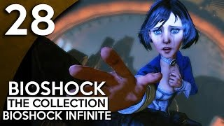 Let's Play BioShock Infinite Blind Part 28 - Comstock House [BioShock Collection Gameplay]