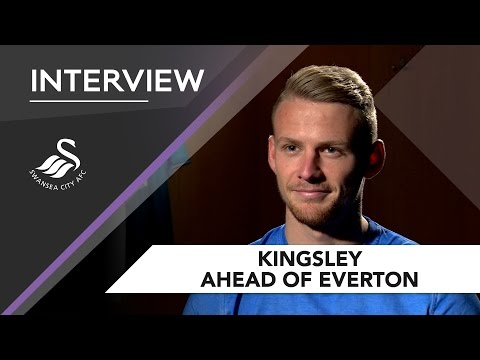 Swans TV - Preview: Kingsley ahead of Everton