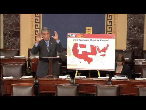 Udall Urges Senate to Pass Strong Renewable Electricity Standard