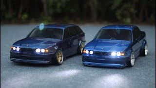 BMW E34 Project | RC Drifting