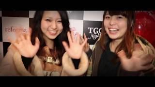 12/20(土)に渋谷のSHOWER LOUNGE PLUSにて開催された「TGC Night Sweets...