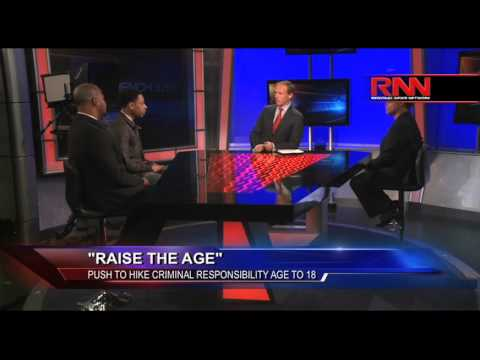 """Raise The Age:"" Push To Hike Criminal Responsibility Age To 18 (Part 1 of 2)"