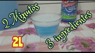 MULTIUSO CASEIRO PREPARADO EM 2 MINUTOS E COM 3 INGREDIENTES