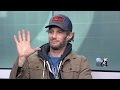 Josh Wolf asks that people let him do his job at Liberty Funny Bone