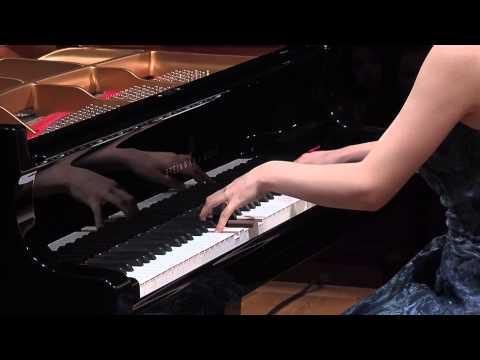 Mariko Nogami – Chopin Piano Competition 2015 (preliminary round)