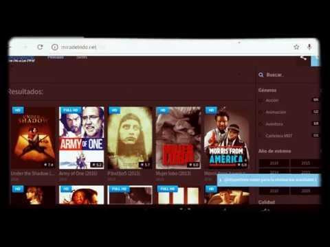 Ver Películas y Series desde tu Android 1080p FHD