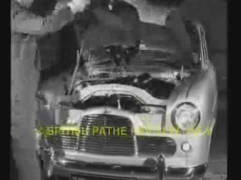 The British Motor Show Compilation 1949-1959 Pt 1.